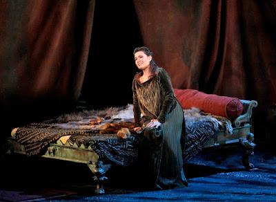 Bellini: Norma - Marina Rebeka - Metropolitan Opera (Photo Metropolitan Opera)