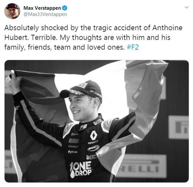 Anthoine Hubert dies as a Result of a Car crash in Belgium -olowublog