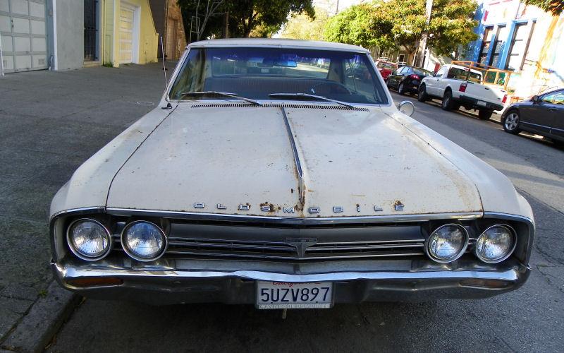 California Streets: San Francisco Street Sighting - 1964