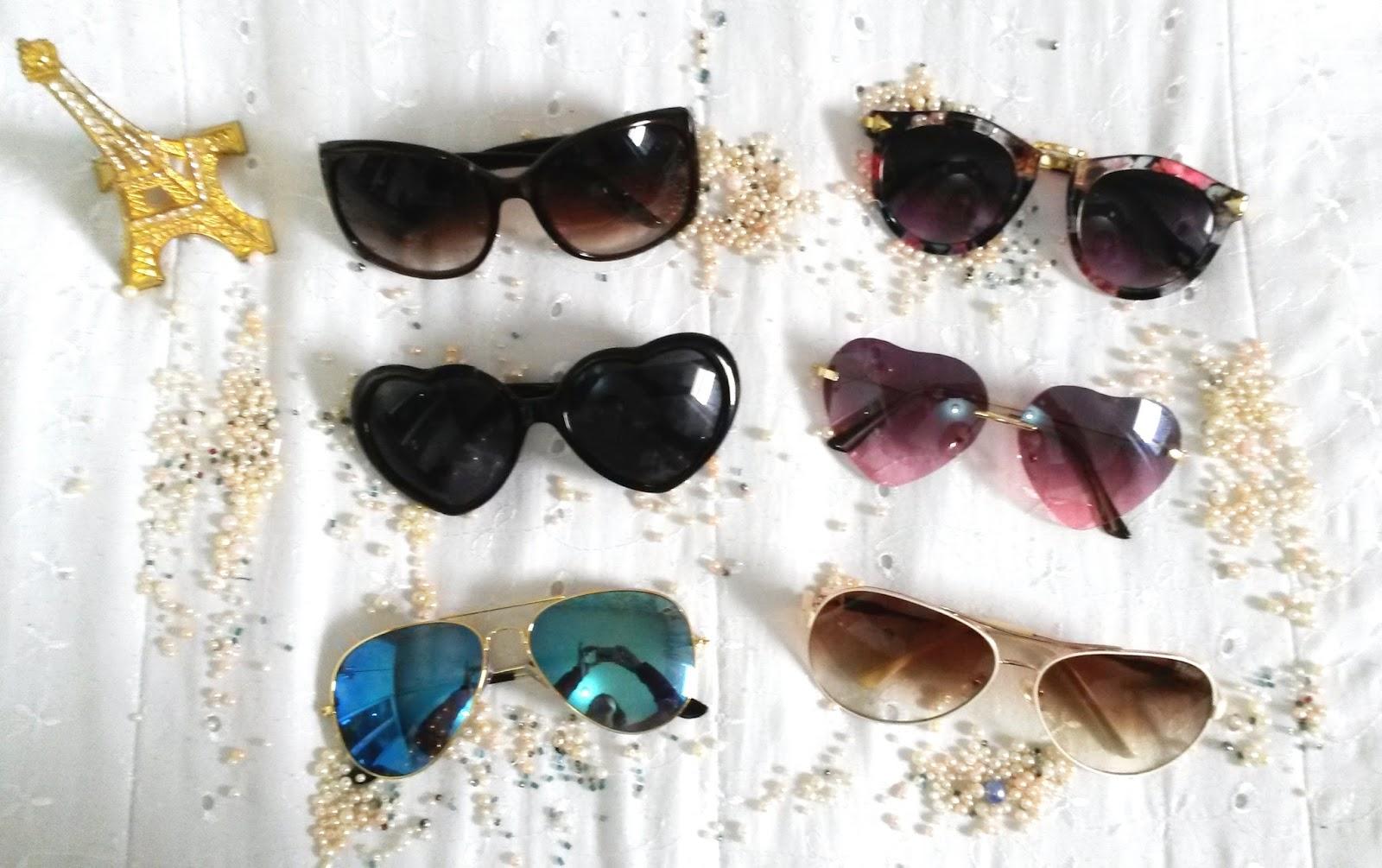 e3ba165aac8f0 Aline Laitarte  Meus Óculos de Sol!