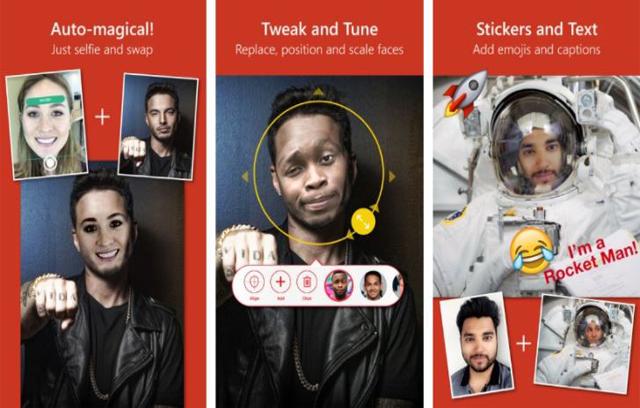 تطبيق-Face-Swap-للتلاعب-الصور-الوجه-وتبديلها