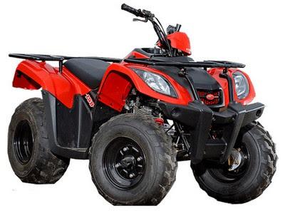 Harga Kymco MXU 150