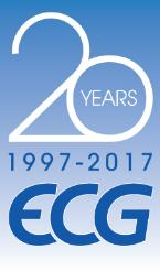 ECG celebra i primi 20 anni