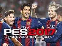 Download Gratis Pro Evolution Soccer 2017 Beta v0.9.0 Apk Terbaru