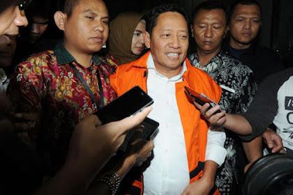 Terkena Kasus Dugaan Korupsi, KPK Tahan Cagub Pemenang Pilkada Maluku Utara