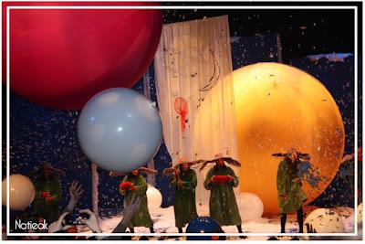 Clowns et poésie Slava's Snowshow