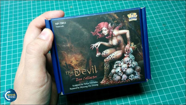 The Devil, Eye Collector (Nuts Planet NP-75011)