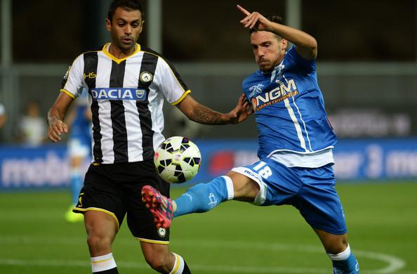 Empoli vs Udinese
