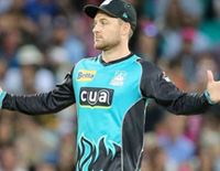 Brendon McCullum Announces Big Bash League Retirement