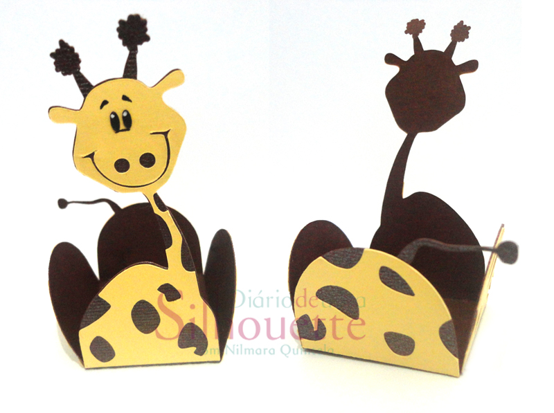 31a2c8e9053f0 Forminha - Turma da galinha pintadinha  5 - Girafinha