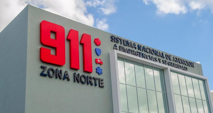 Presidente Medina inaugura este jueves el Sistema 9-1-1 en la región Norte