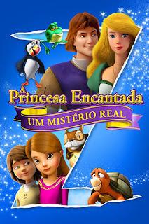 A Princesa Encantada: Um Mistério Real - DVDRip Dublado