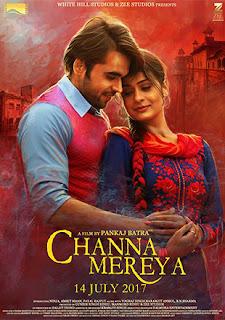 Channa Mereya 2017 Punjabi 480p HDRip 400MB