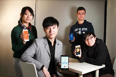 [Meet創業之星] 學生團隊開發「聲紋壓碼」技術,喬睿科技搶攻行動支付市場