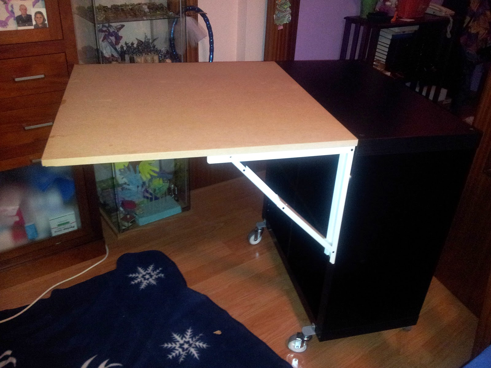Bisagras Para Mesa Plegable Beautiful Muebles Para El Hogar Flip  # Muebles Diyant Caseros