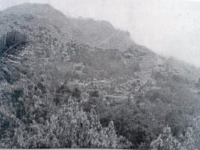 Gambar Situs Benteng Sabut Dan Kekuasaan Raja Majapahit