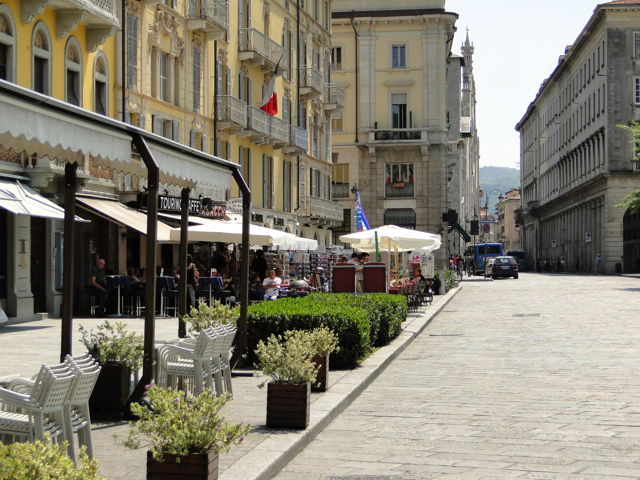 Como ir de Milão ao Lago di Como, Itália