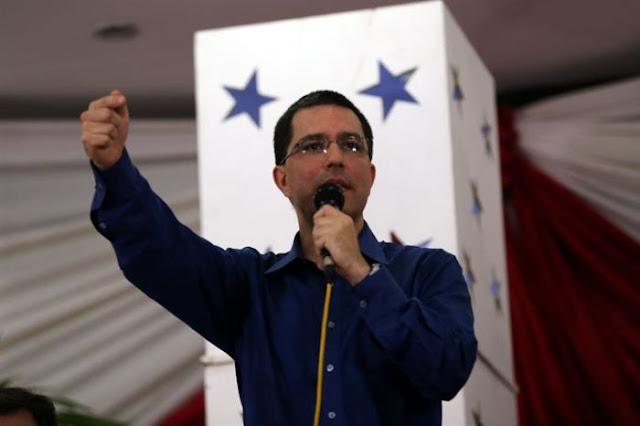Arreaza: Declaraciones de canciller chileno son irrespetuosa intromisión