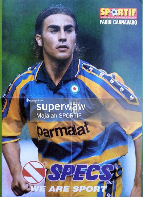 Fabio Cannavaro (AC Parma 2000)
