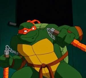 Just Write It!: Teenage Mutant Ninja Turtles: Character ...