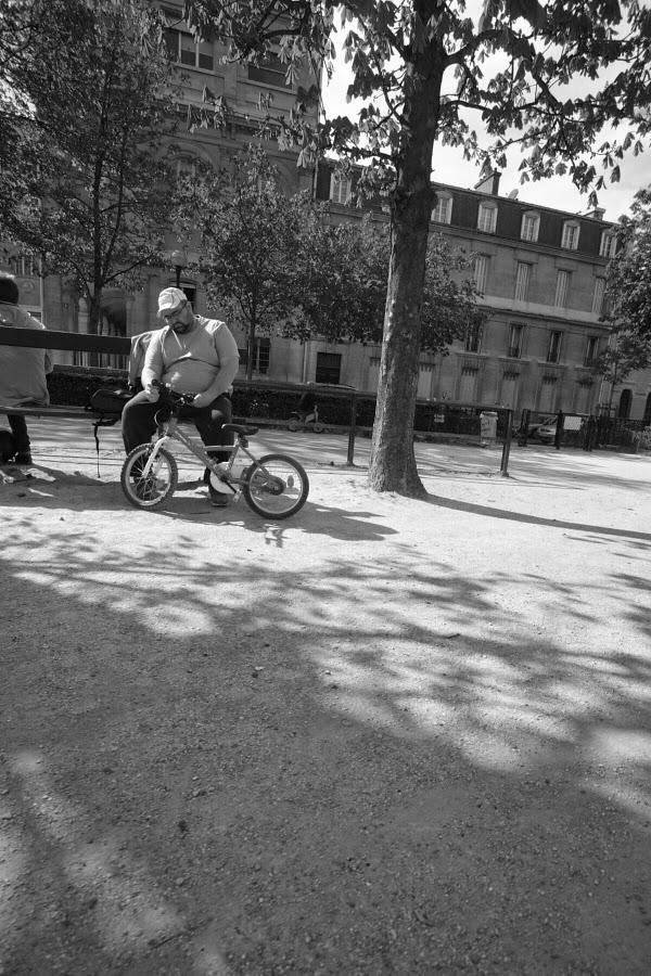 big man little bike