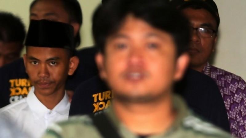 Rahmat Alim, terdakwa pembunuh Eno Parihah