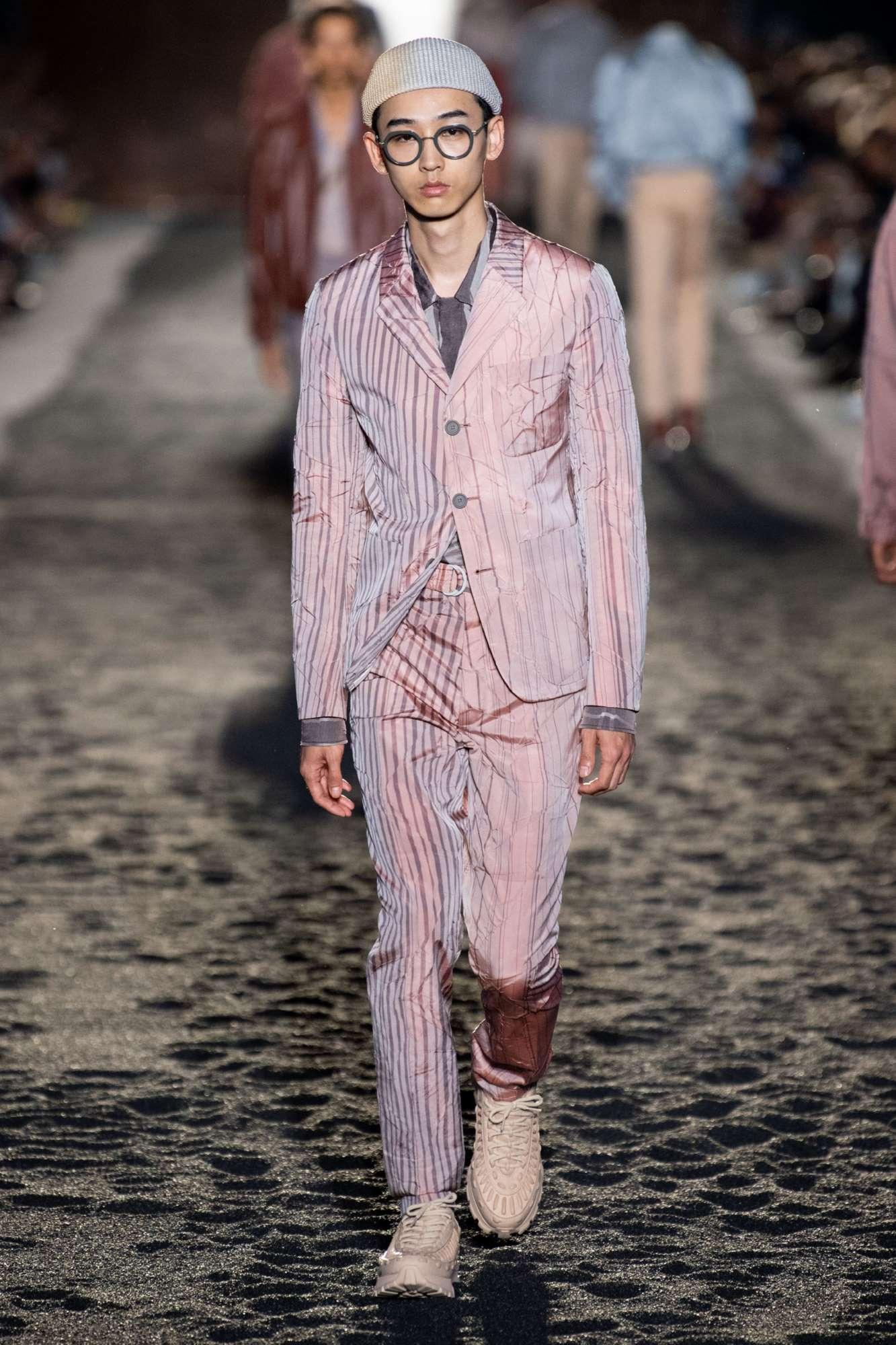 Ermenegildo Zegna Spring Summer 2020 Milan Fashion Week