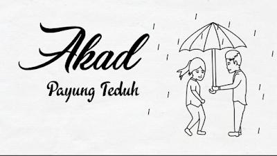 payung teduh akad download