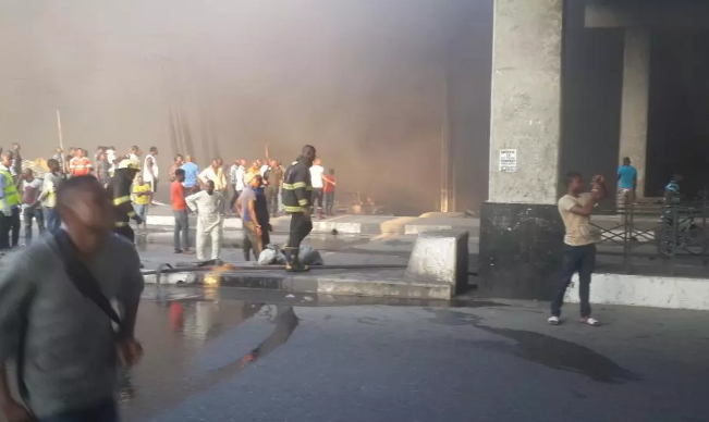 fuel tanker explosion apapa oshodi lagos