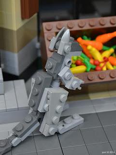 lego roobot