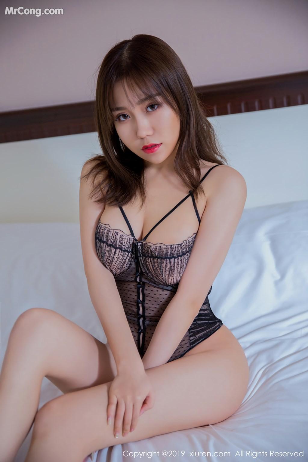 Image XIUREN-No.1333-Xiao-Mian-Mian-MrCong.com-005 in post XIUREN No.1333: Xiao Mian Mian (小绵绵) (41 ảnh)