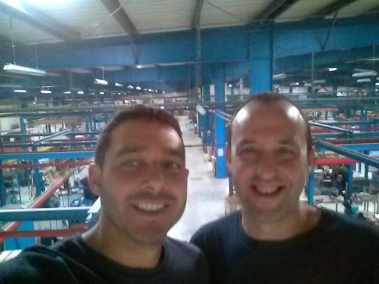 tejeRedes y Nergroup - Jose Luis Femia y Cristian Figueroa