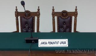 Pengertian Jaksa, Penuntut Umum dan Jaksa Penuntut Umum