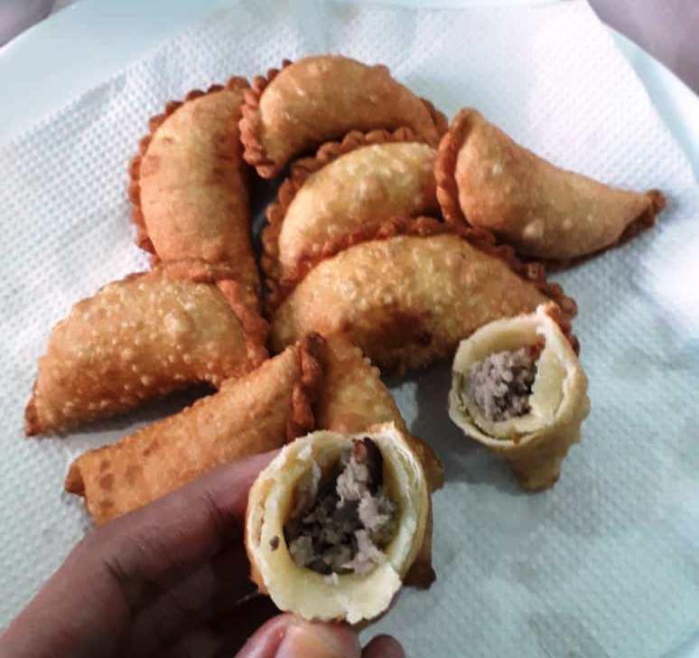 Resepi Karipap Ikan Terengganu