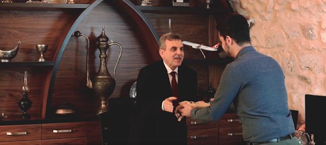 Beyazgül'den 'emanet' temalı reklam filmi