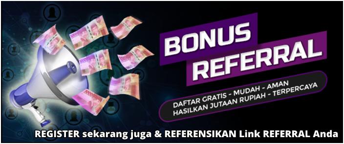 Bonus Referral ARENAJUARA