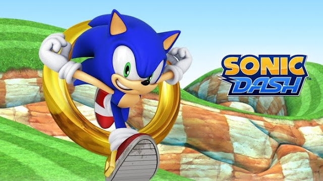 Sonic Dash Game Apk For Android Free Download