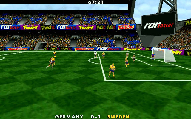 Actua Soccer 2 Full Version