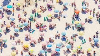 15 bãi biển đẹp mê mẩn nhìn từ trên cao - Ảnh 6