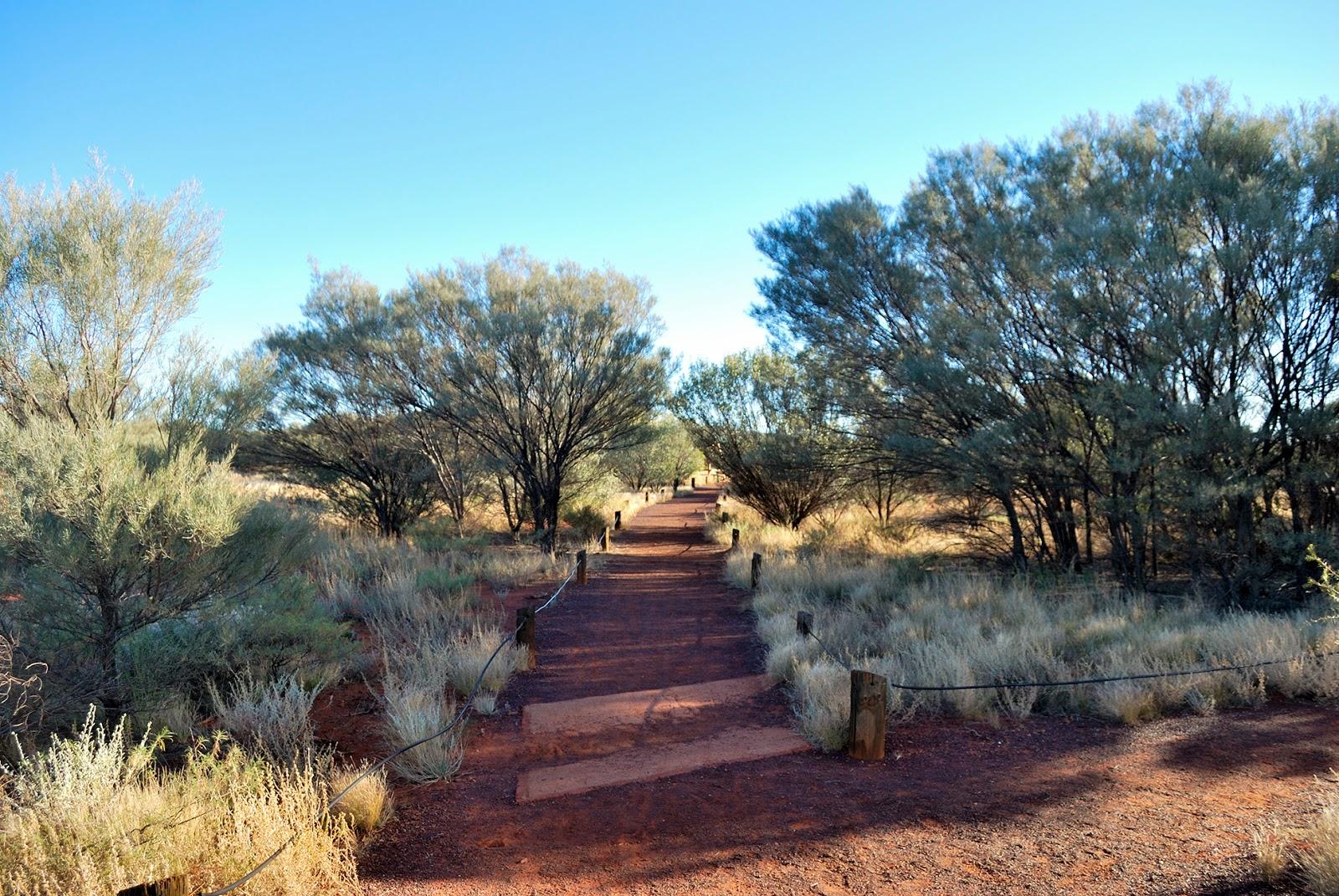 uluru australia outback kata-tjuta