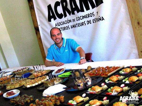 jornada gastronomica asociacion acrame