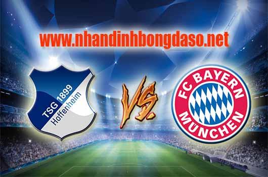 Nhận định bóng đá Hoffenheim vs Bayern Munich, 02h00 ngày 05/04
