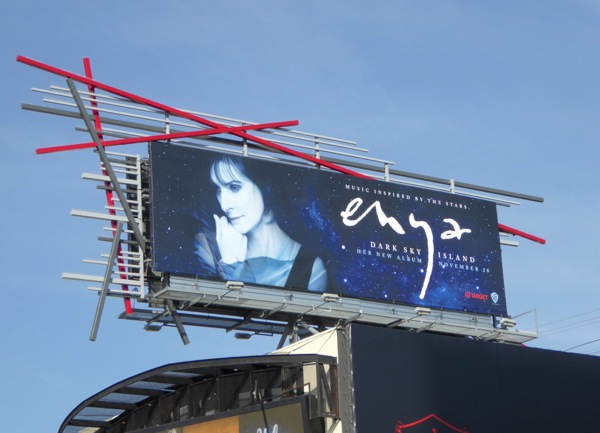 Enya Dark Sky Island album billboard
