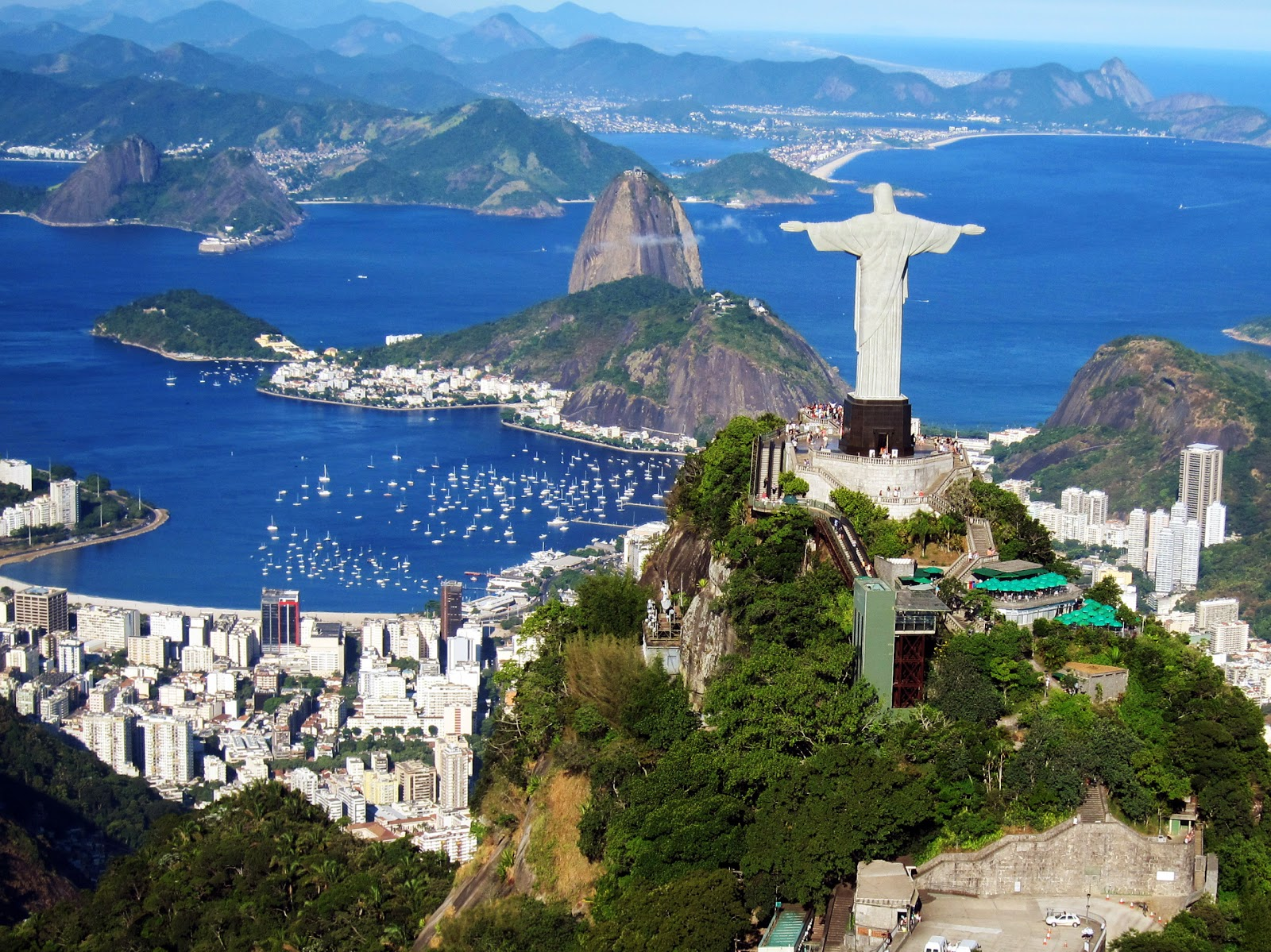 Food and Travel with Des: Rio De Janeiro, Brazil: A Place ...