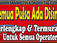 Harga Pulsa Murah Lengkap All Operator Cv. Market Cipta Payment
