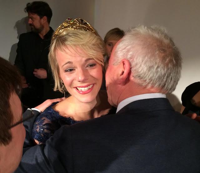 Naheweinkönigin Katharina Staab aus Oberhausen
