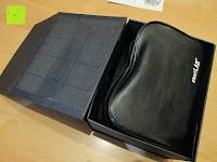 Box öffnen: smartLAB profi-I Oberarm Blutdruckmessgerät. Sie erhalten das Baugleiche smartLABprofi+ anstelle. Hinweise bitte lesen