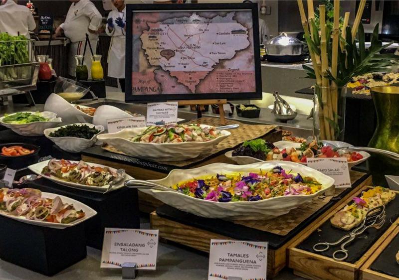 Kanyaman Filipino Food Festival at Novotel Food Exchange