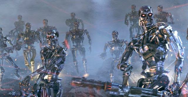 Terminator t-100 1981
