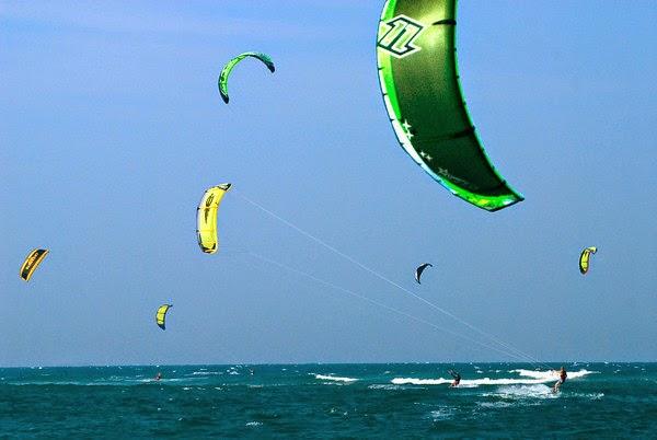 Kitesurf République Dominicaine
